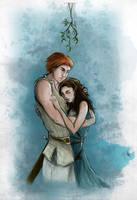 Under the mistletoe by Melisambre