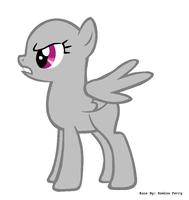 Pony Base 9 by Pokedom2001