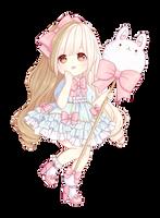 [SpeedPaint] ~ Sweet Cotton ~ by intheyuukei