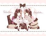 [CLOSED] ~ Valentine's Twin Miffumis Auction ~