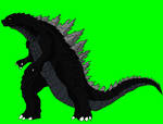 Godzilla 2014 Sprite 2