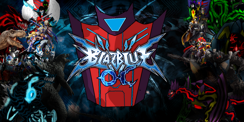 BlazBlue OC Wikia BackGround by brunolin