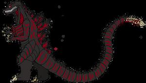 (Upadated) Shin Godzilla 2016 Chibi