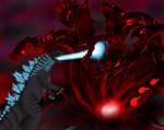 Godzilla vs Black Beast Remastered
