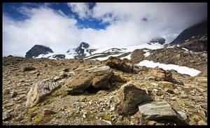 Eastern Alps - Austria by marcus-lizard