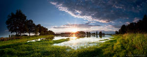 Pond in Ochaby