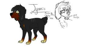 Jyemis by Brokenpastelhearts