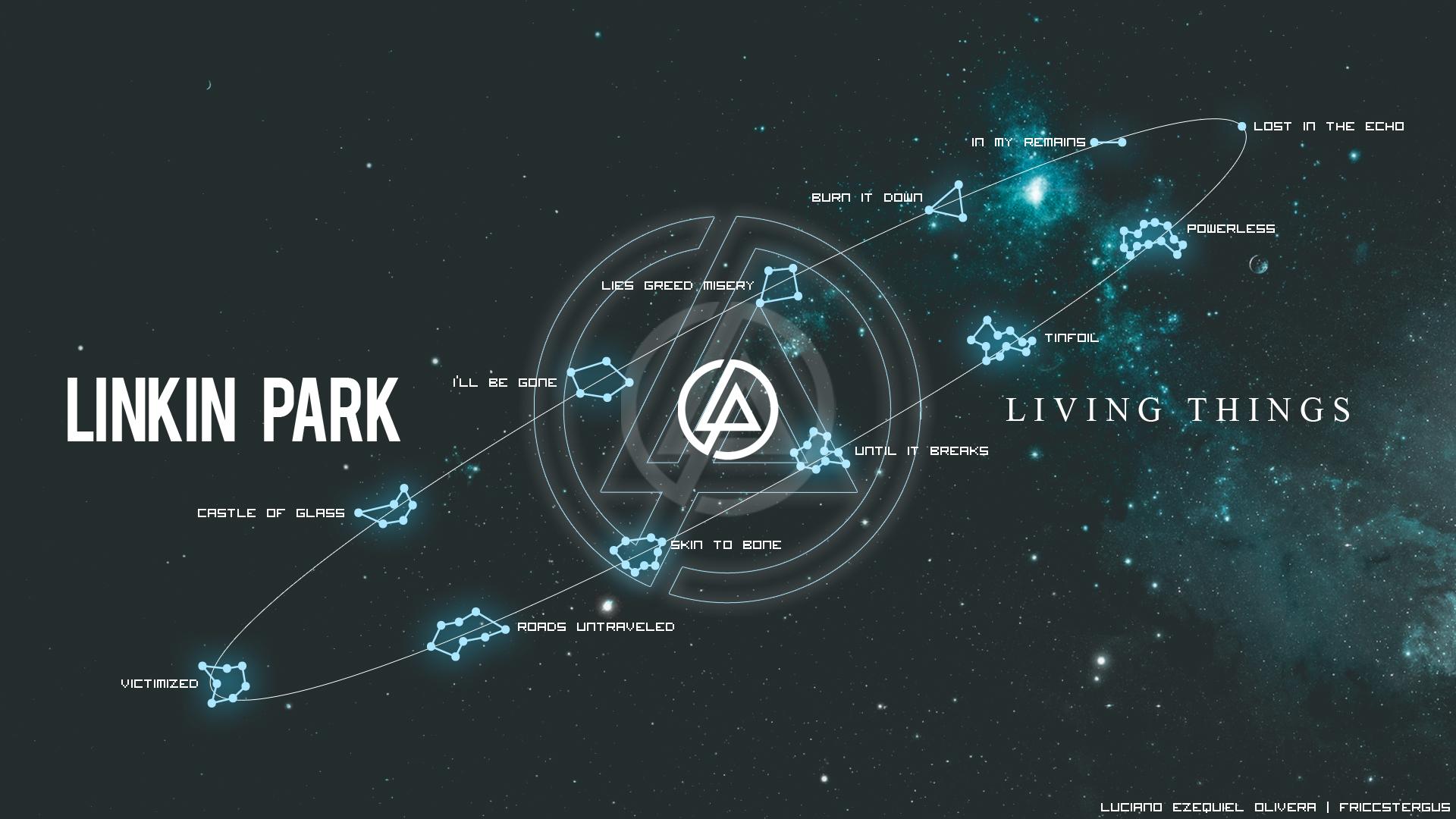 リンキンパーク星座