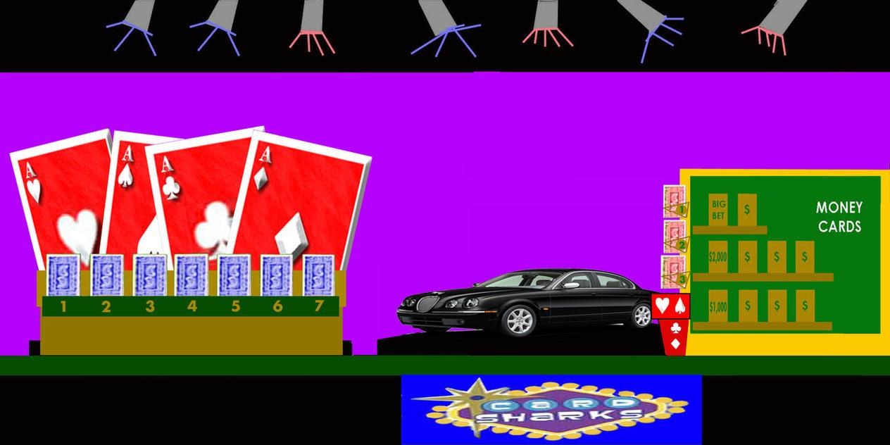 Card Sharks Car Game
