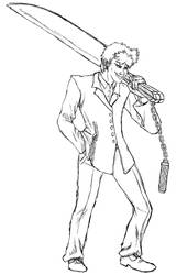 Nov CC No. 22:  Rodney Dooley by Psycho-Gaze