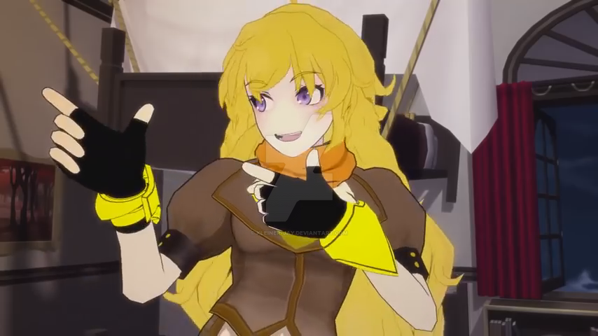 Yang Xiao Long: OH F*** YEAH! by Kleiner-Jay