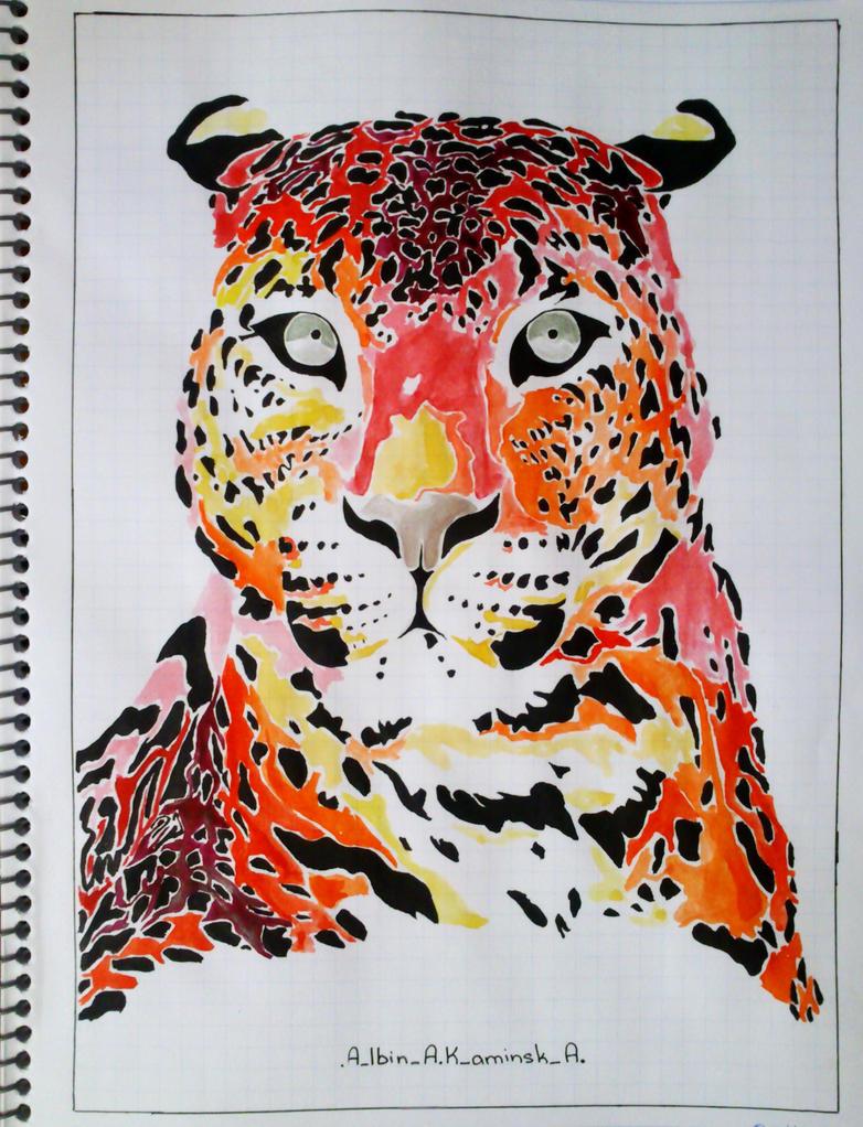 LeoparD by albina29