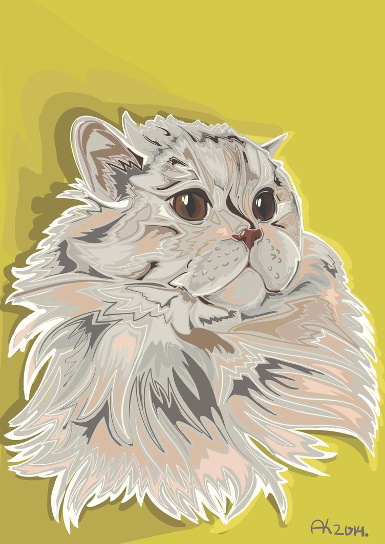 CaT by albina29