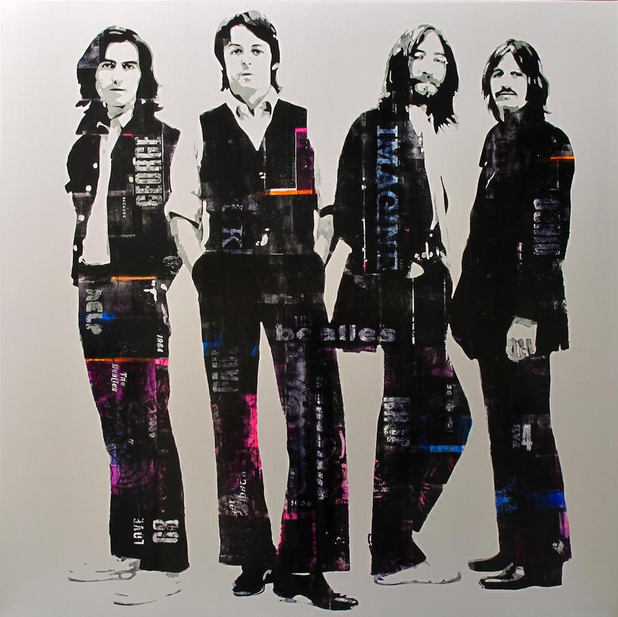 2012 - Beatles 1969 by FabrizioBellanca