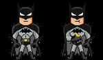 Batmeth the Sammich Eating Dark Knight by EnteiTheHedgehog