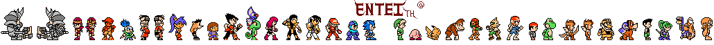 SMB3 Style Sprite Collection(NES Version)