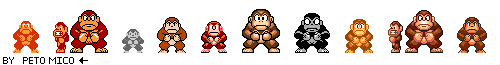 Project DK Invades Super Mario