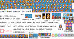 Donkey Kong Junior SMB NES Style Sprite Sheet by EnteiTheHedgehog