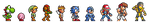 SMB3 Style Collection(SNES Version) by EnteiTheHedgehog