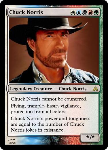chucknorris  deviantart, Birthday card