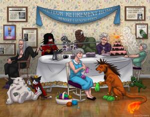 Meteor Retirement Home