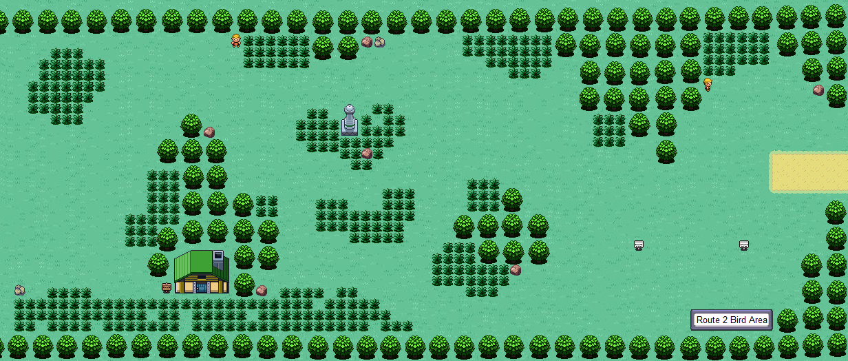 Route 2 - Bird Area by MyPokemonStory