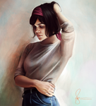 Bat For Lashes by Dasyeeah
