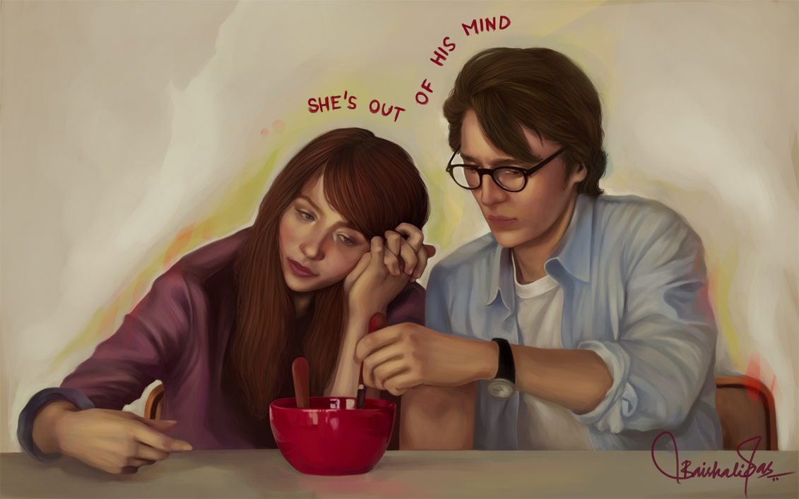 Ruby Sparks by Dasyeea...