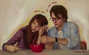 Ruby Sparks by Dasyeeah