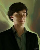 Sherlock by Dasyeeah