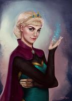 Elsa by Dasyeeah