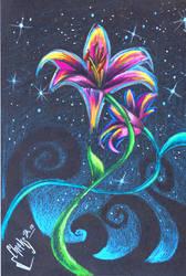 PrismaFlower Lily by MillenniumArt2K