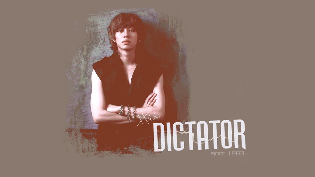 i'm Heedictator by belbelo