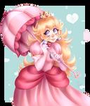 Super Mario: Pretty Peachy