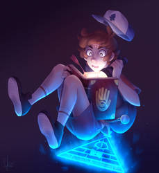 Gravity Falls: he float