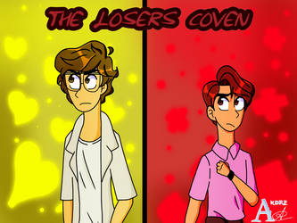 The Losers Coven Teaser #1 by andrea0325