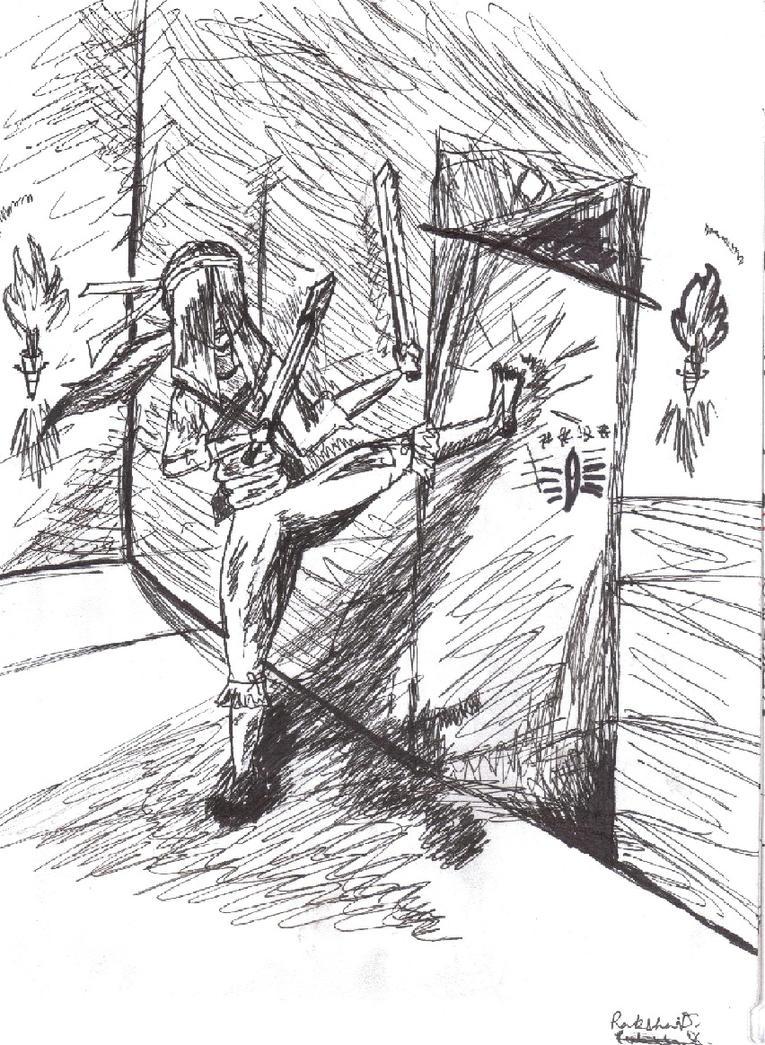 Epic Door Kick! by rockstard217 ...  sc 1 st  rockstard217 - DeviantArt & Epic Door Kick! by rockstard217 on DeviantArt