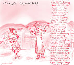 Zuko's Speeches by rockstard217