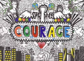 Courage 001 by rockstard217