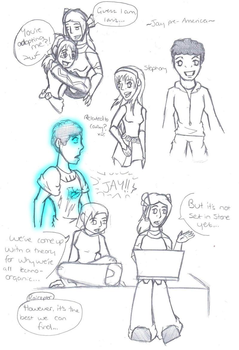 TFA: T.O Doodles Again... by LochCamaen