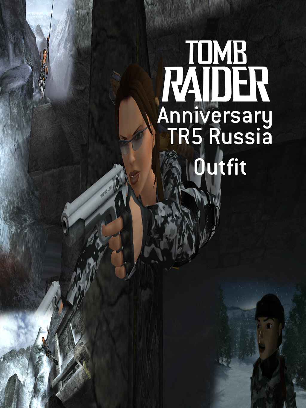 Tomb raider 2023 outfits sex scene