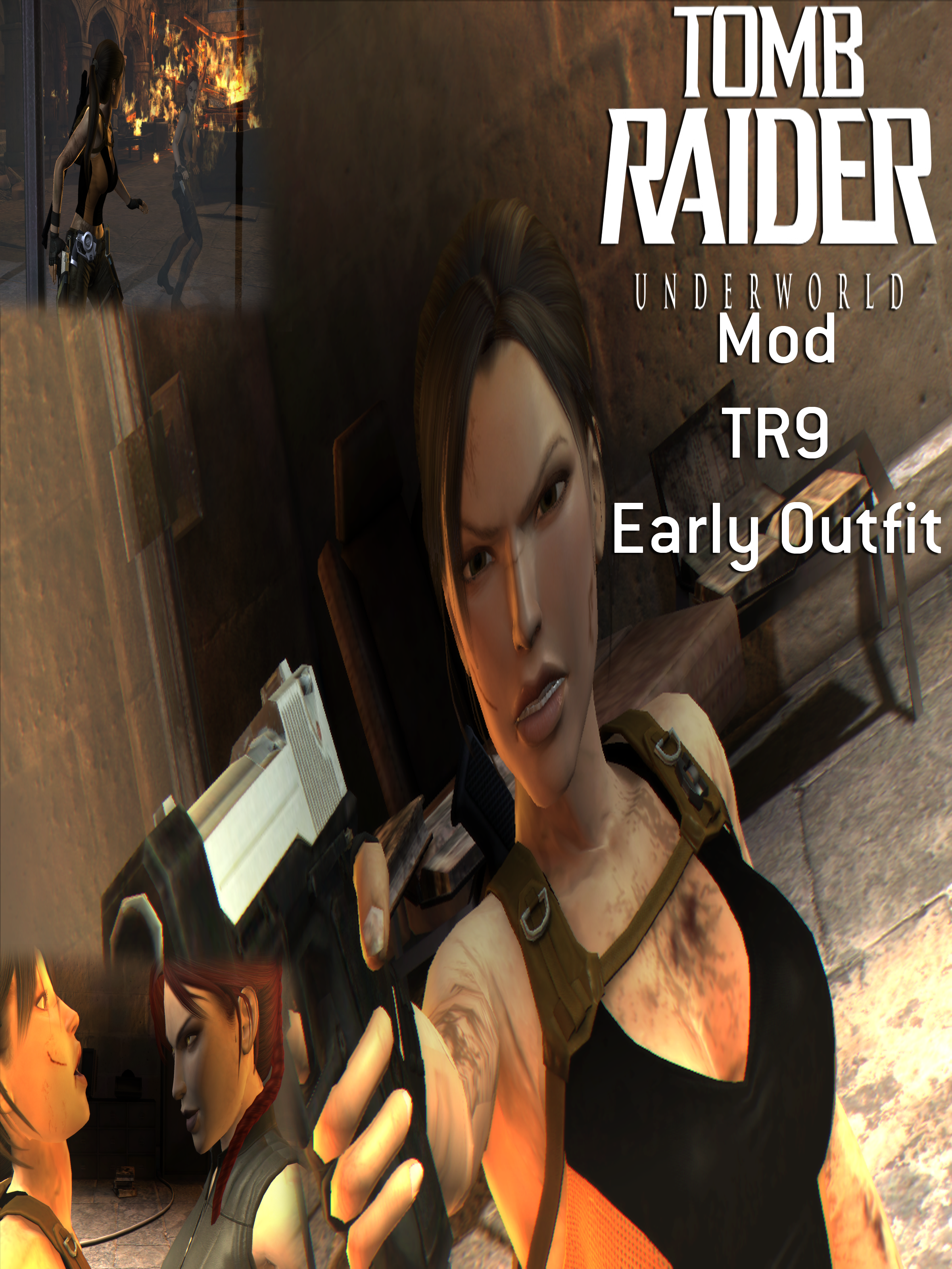 Tomb raider underworld bigger boivs mod erotic clips