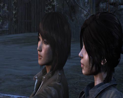 Tomb Raider 2013 (Screenshot)-Lara n Sam #8