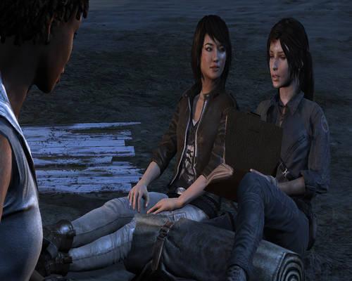 Tomb Raider 2013 (Screenshot)-Lara n Sam #9