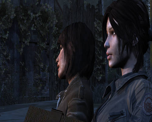Tomb Raider 2013 (Screenshot)-Lara n Sam #10