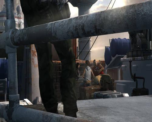 Tomb Raider 2013 (Screenshot)-Lara n Friend #17