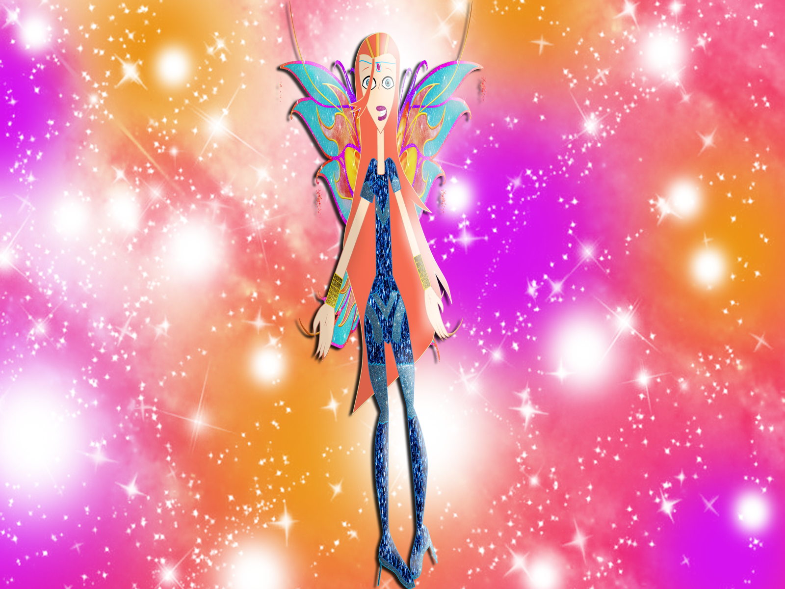 Winx club bloom bloomix by eddy7454 on deviantart - Winx magic bloomix ...