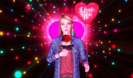 Happy Valentine's Day (2018) Rachel Amber