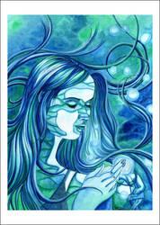 + Underwater Silence + by anachsunamon
