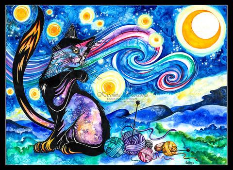 Starry Night featuring Nennek